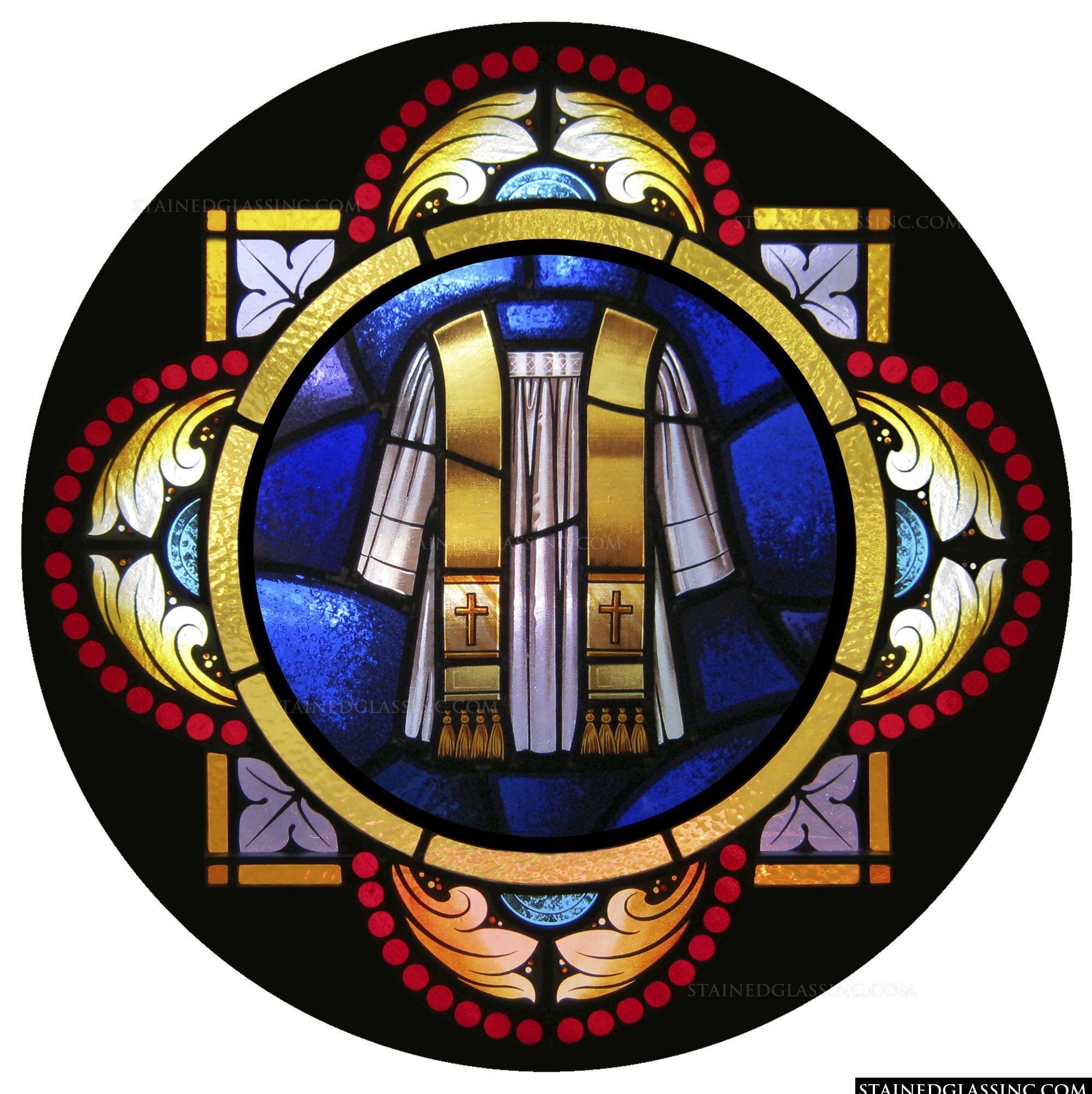 Word Art Symbolism Symbolic Stained Glass Inc