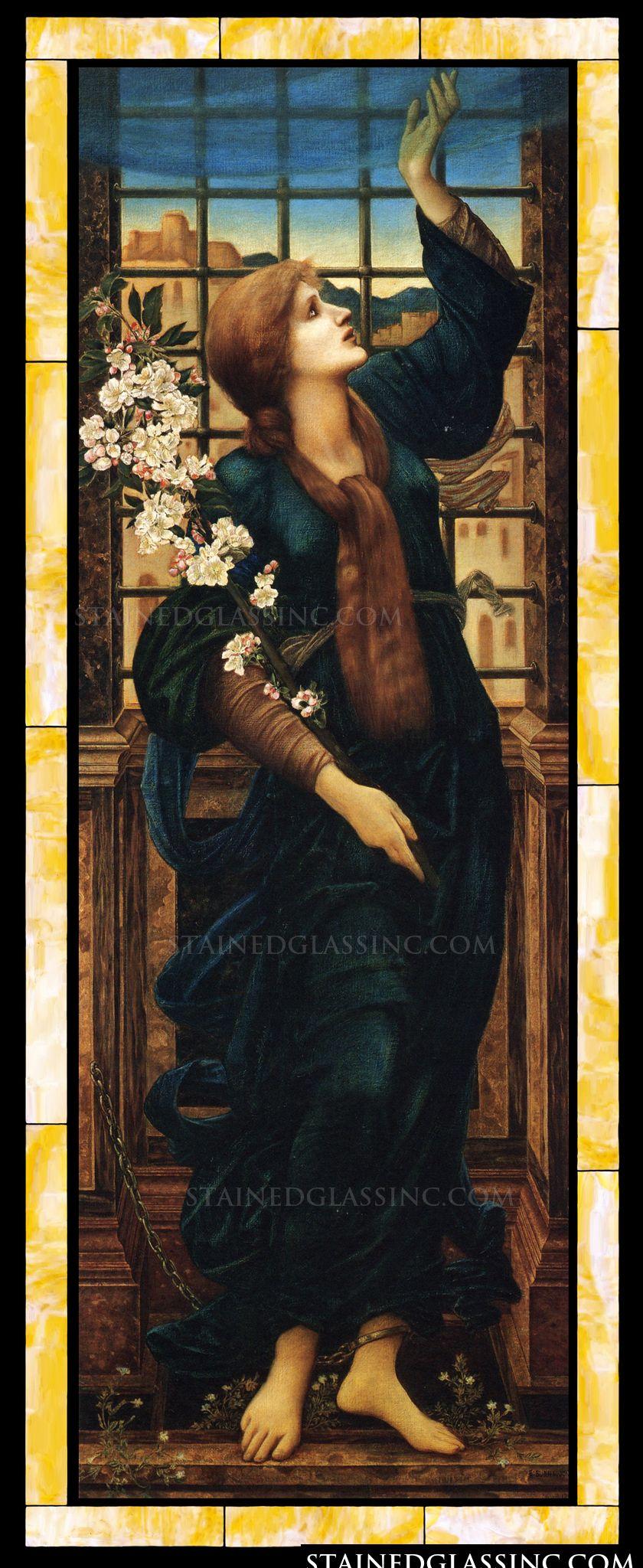Hope By Sir Edward Coley Burne Jones