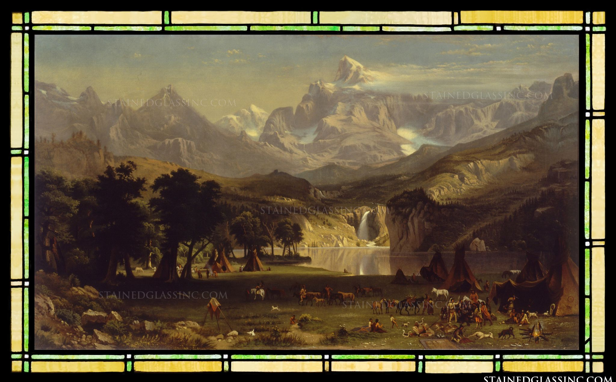 File:Albert Bierstadt - The Rocky Mountains, Lander's Peak.jpg