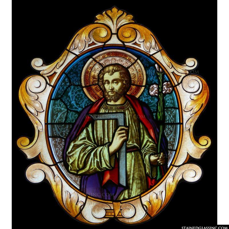 St. Joseph Framed