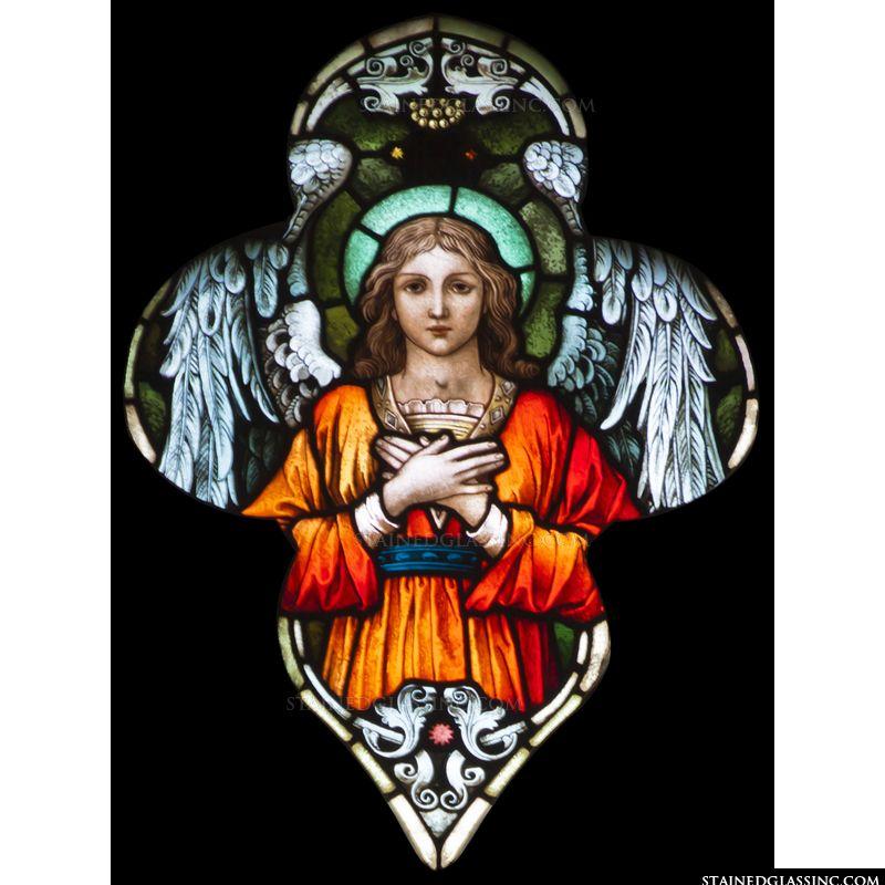 Revering Angel