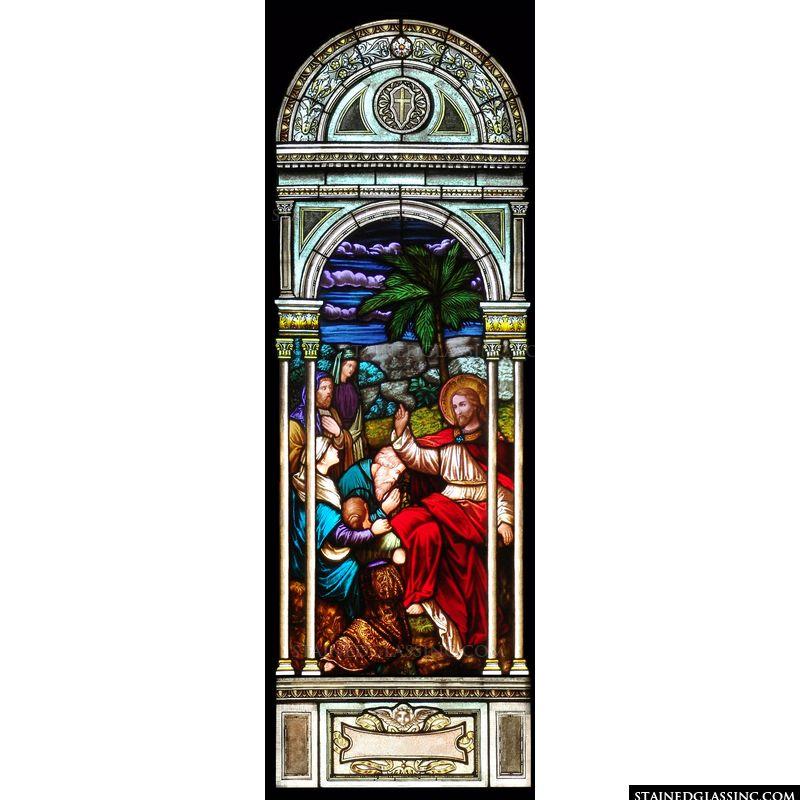 Arched Sermon