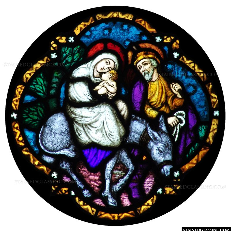 Round Flight to Egypt