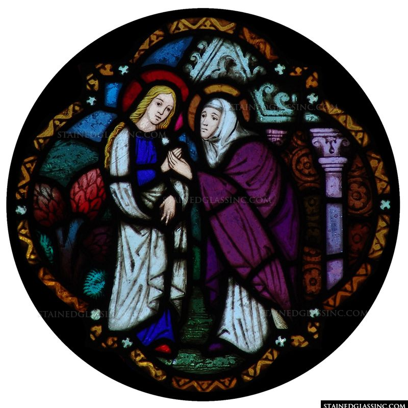 The Visitation in a Round