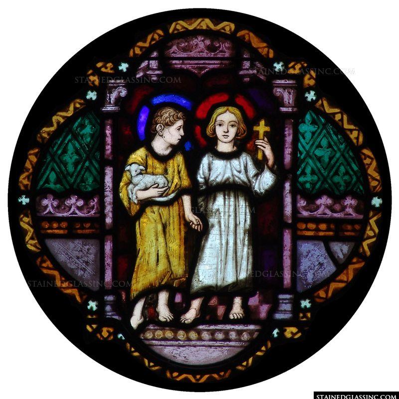 Rose Window Children