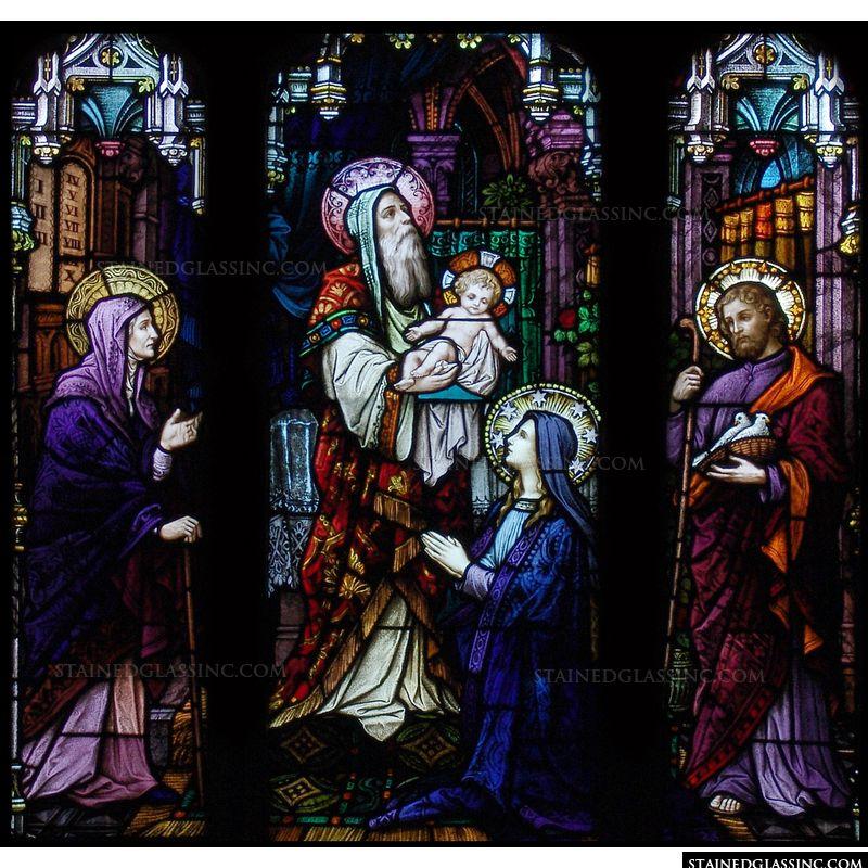 Christ Jesus' Presentation