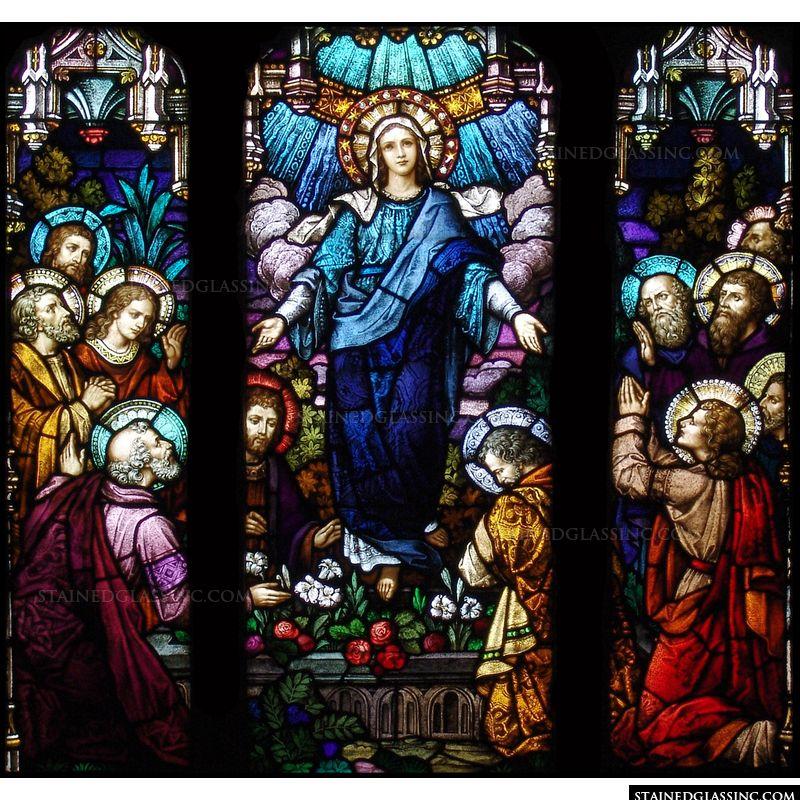 The Virgin's Assumption