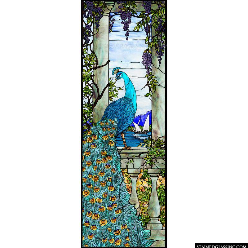 Peacock Perch
