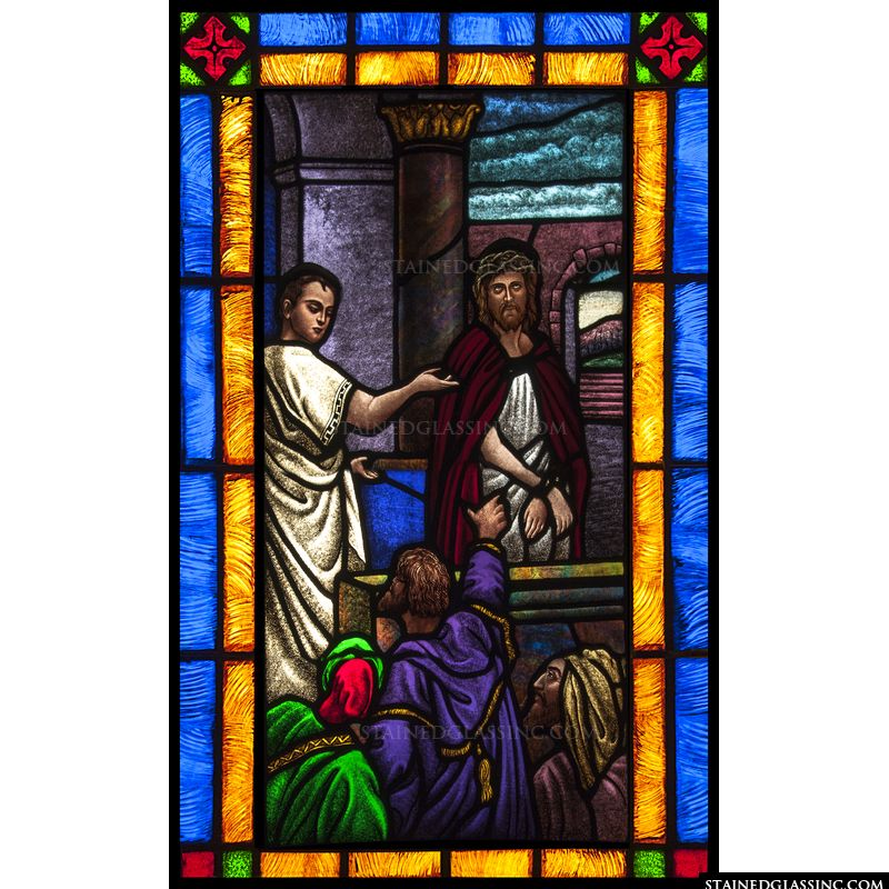 Pontius Pilate's Plea