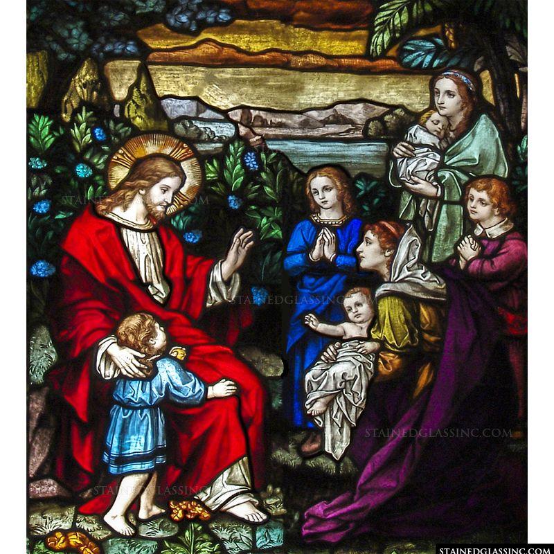 Caring Christ