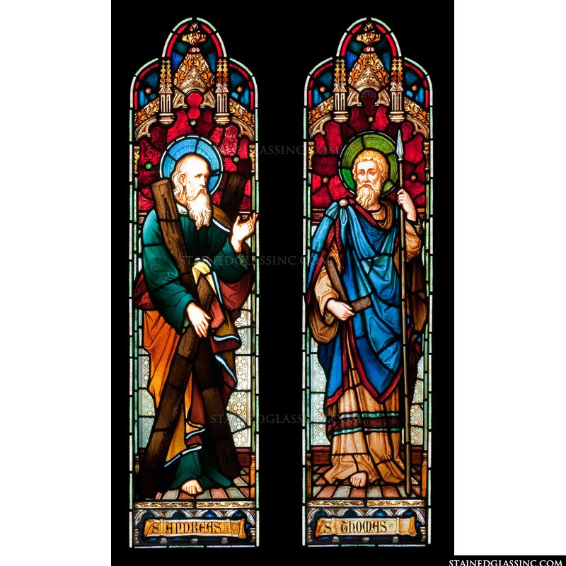 Saints Andrew and Thomas