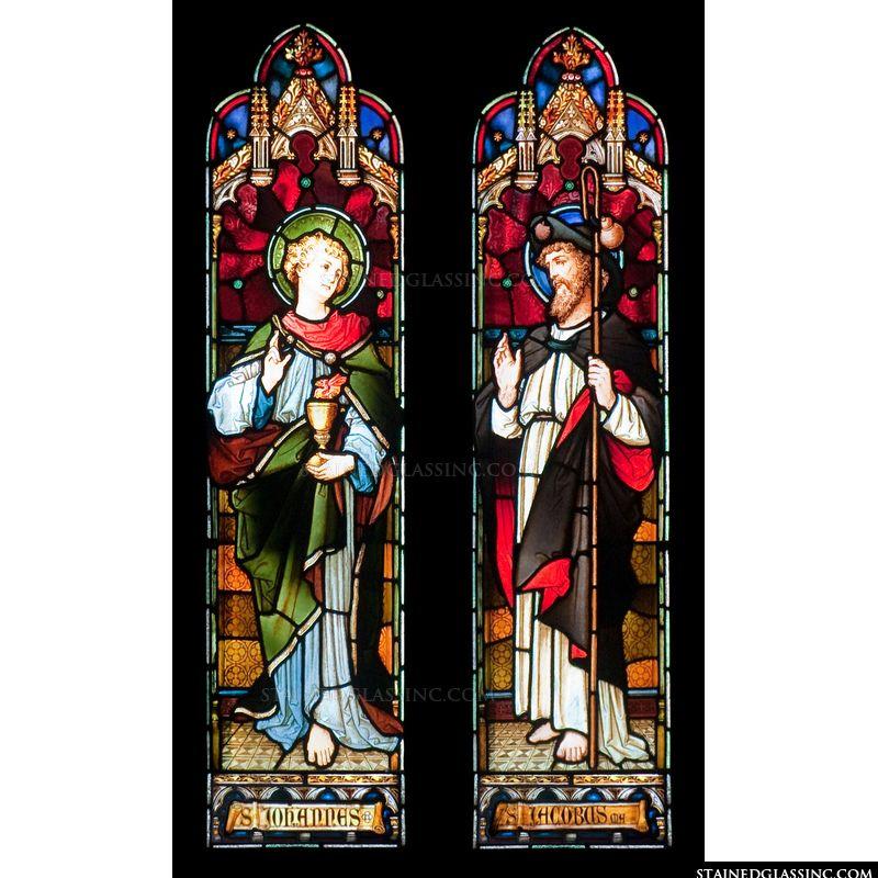 Saints Johannes and Jacobus
