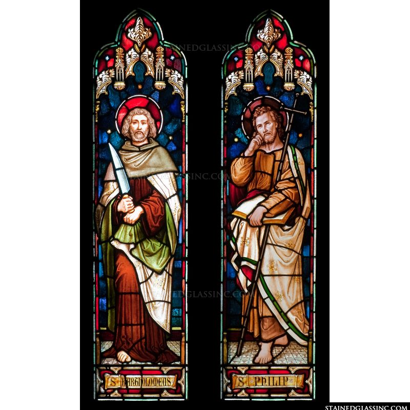 Saints Bartholomeus and Philip