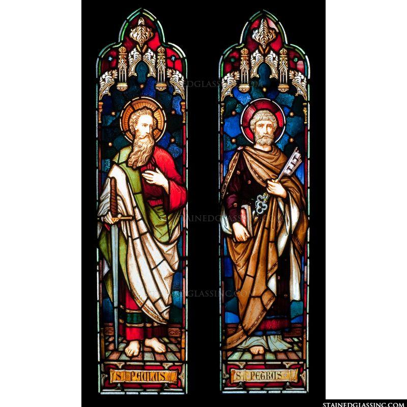 Saints Paulus and Petrus