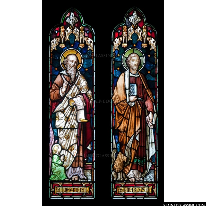 Saints Matheus and Marcus