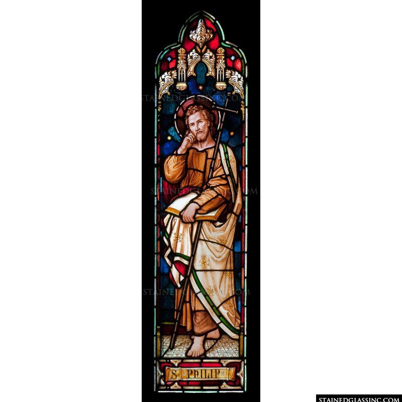 Pensive St. Philip