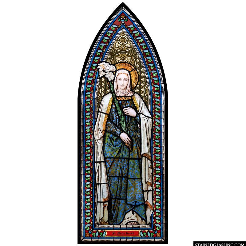 St. Maria Goretti Arch