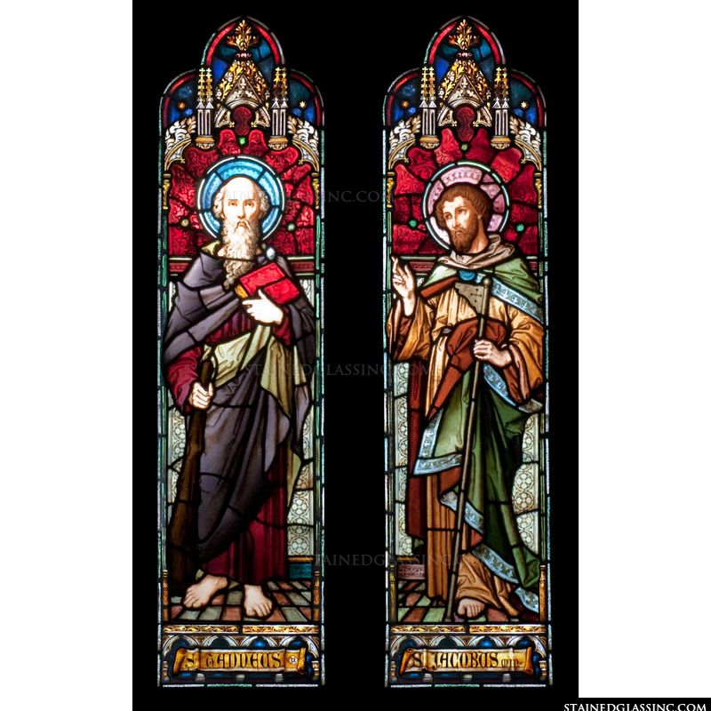 Sts Thaddeus and Jacobus