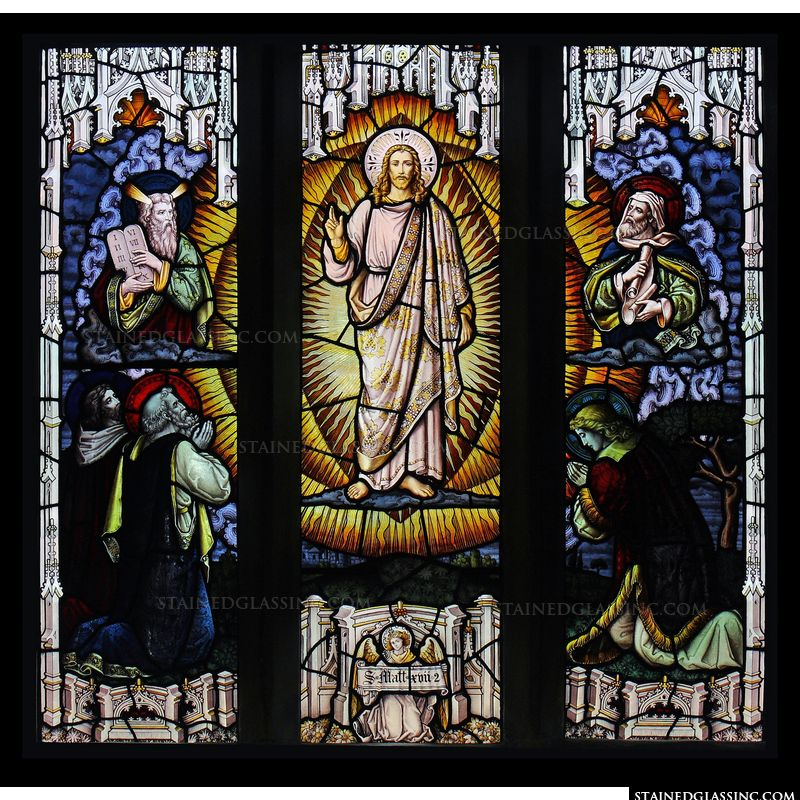 The Transfiguration Window