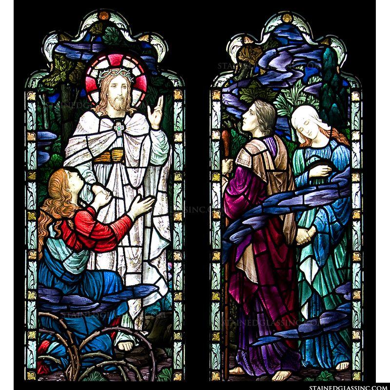 The Three Marys at the Resurrection