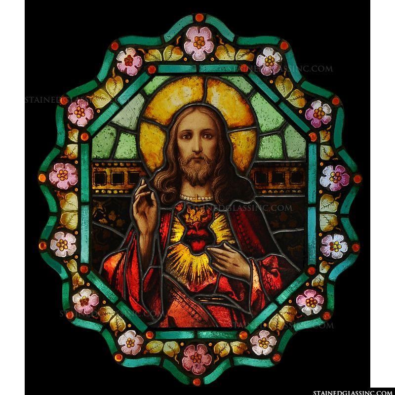 The Savior's Sacred Heart