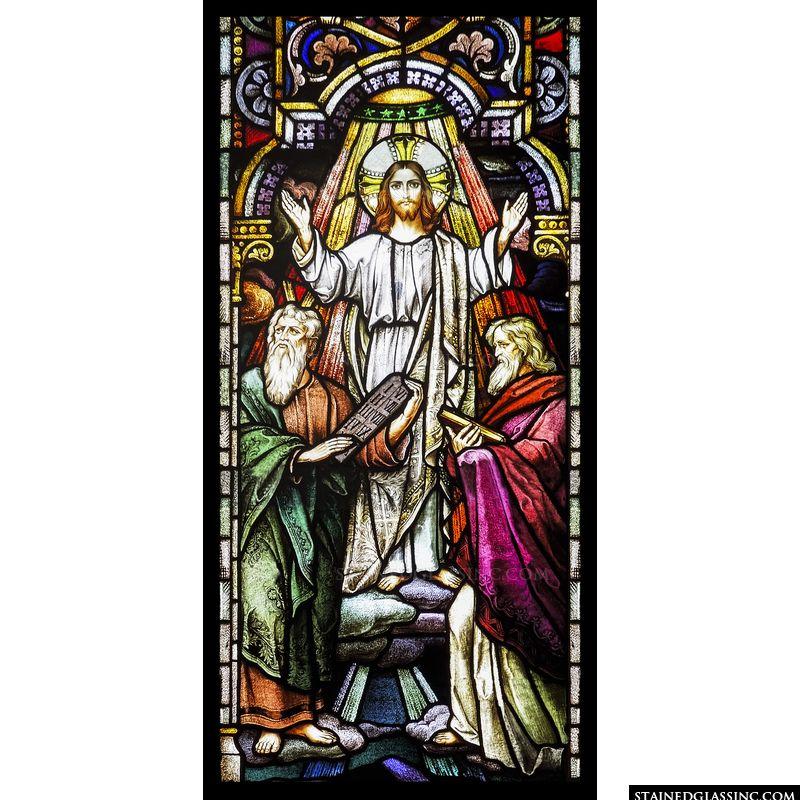 Moses, Elijah and Christ
