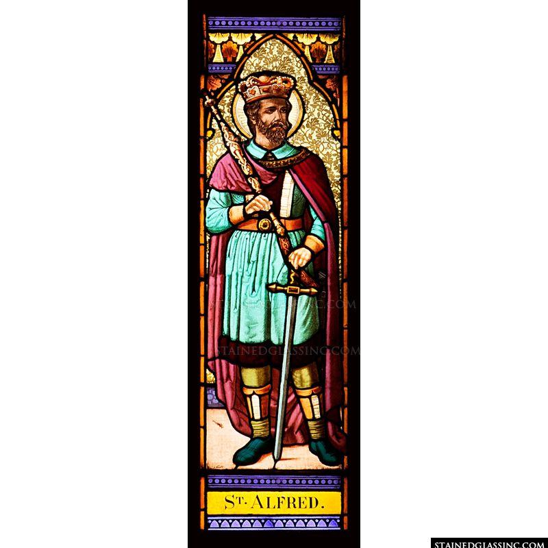 St Alfred Window