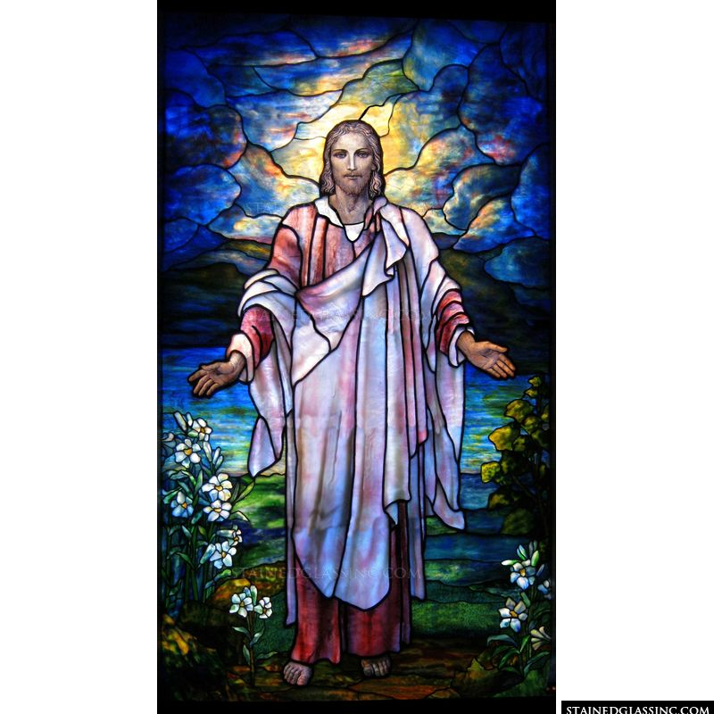 Radiant Christ