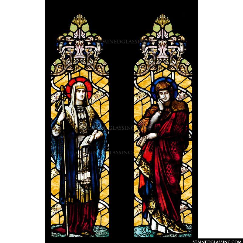 St. Joseph and St. John