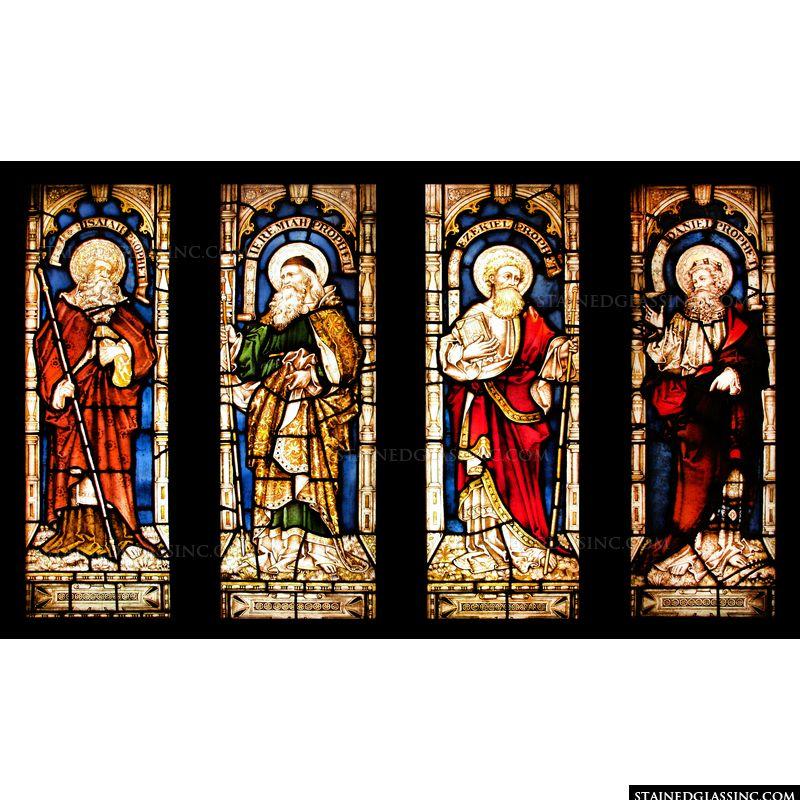 Four Major Prophets
