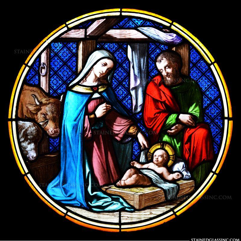 Round Nativity