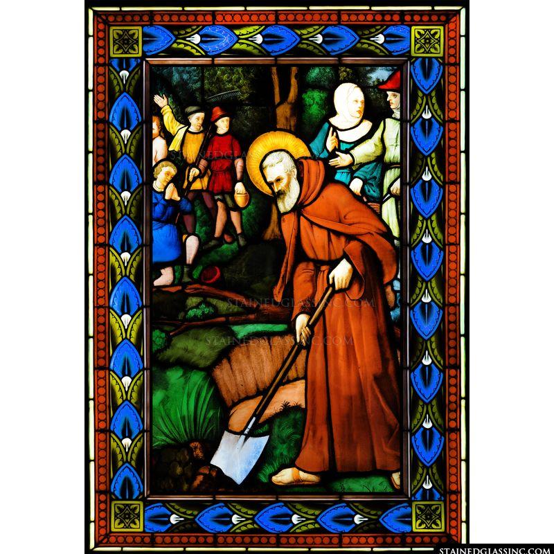 St. Fiacre of Breuil