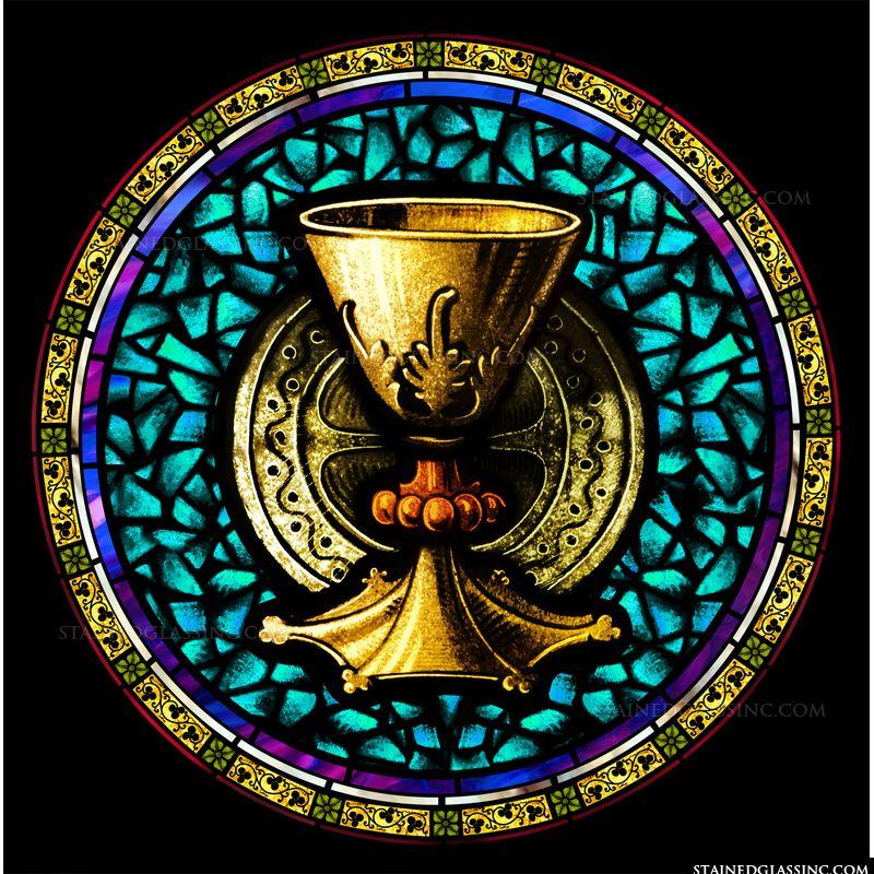 Round Chalice Design