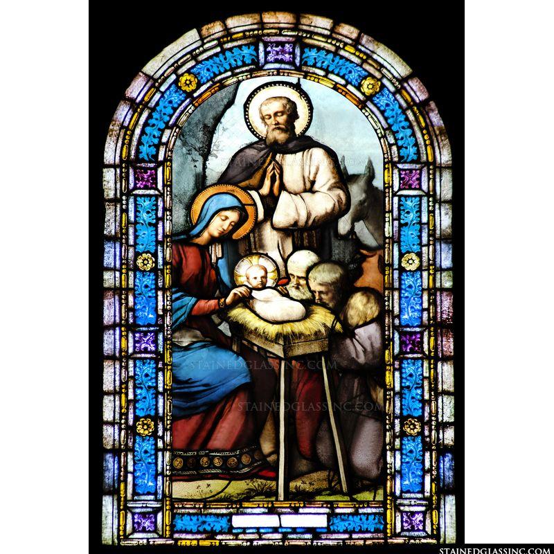 Worshiping the Holy Babe