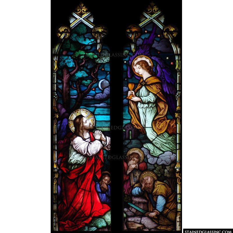 Angel in Gethsemane