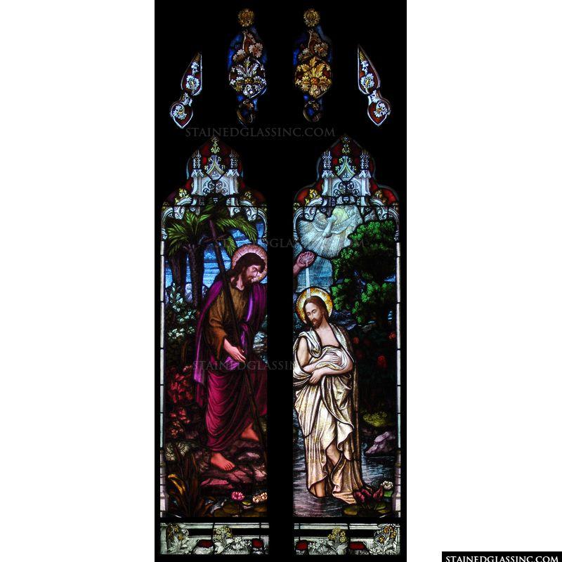 Baptism Gothic