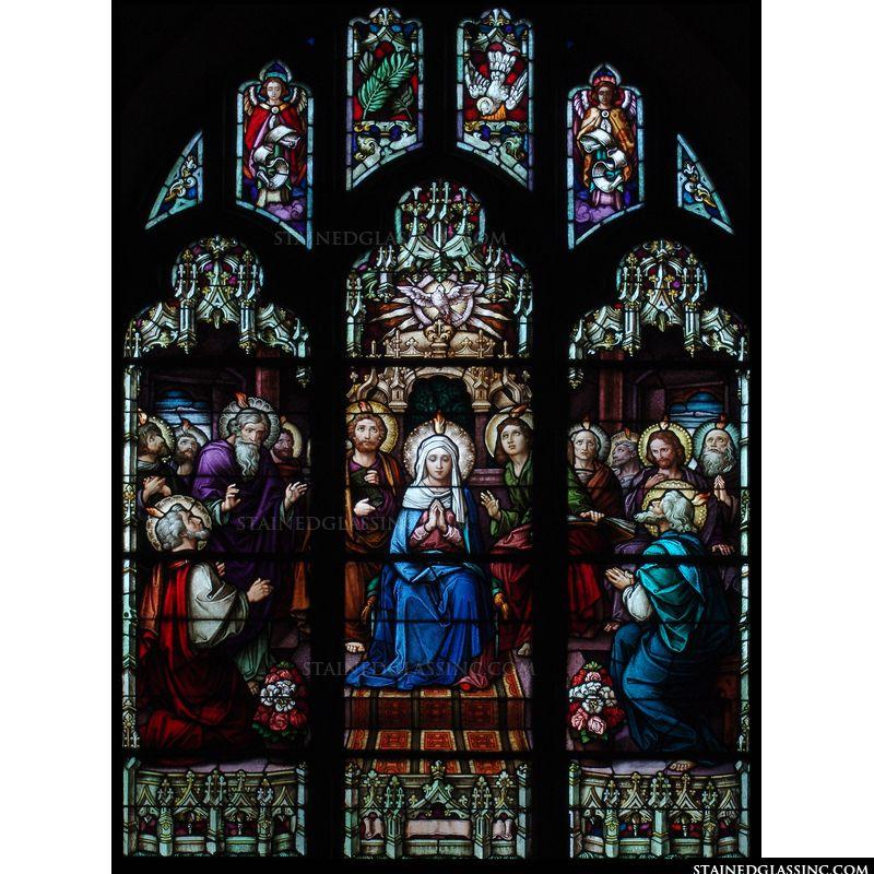 Pentecost Gothic