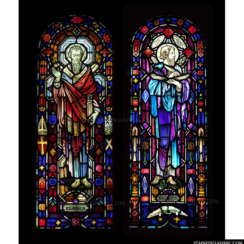 Saint Matthew and Saint Mark