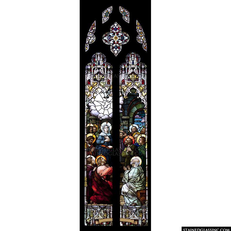 Glorious Pentecost