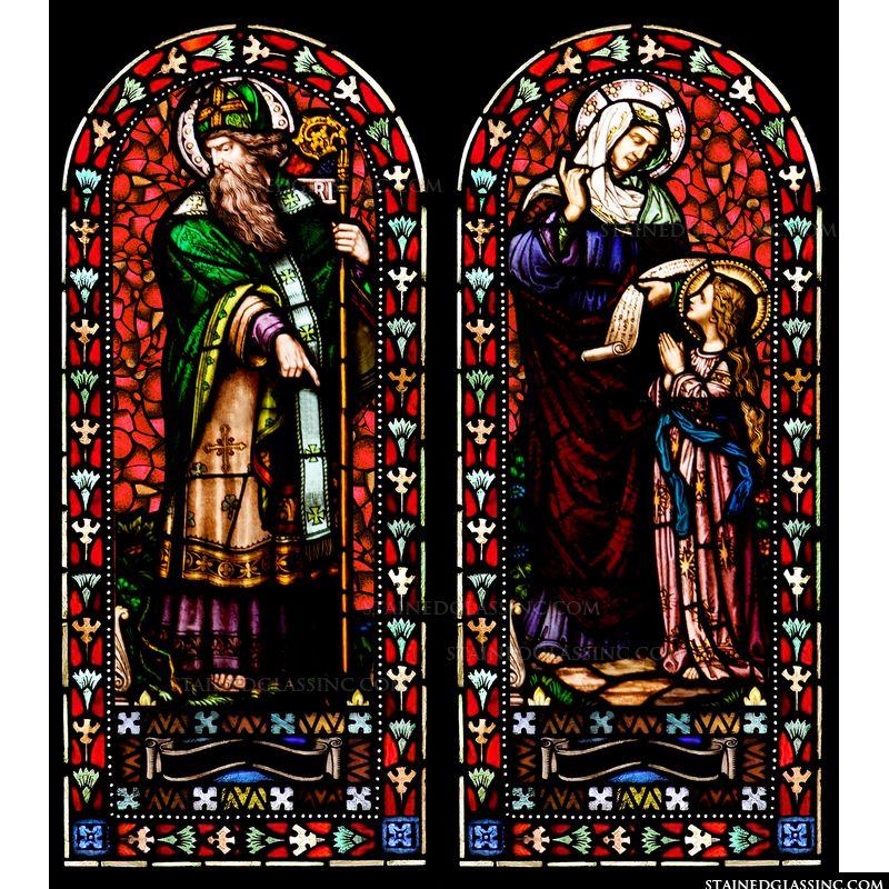 St. Patrick & St. Anne