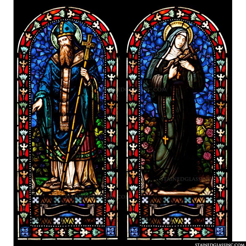 St. Boniface & St. Rita of Cascia