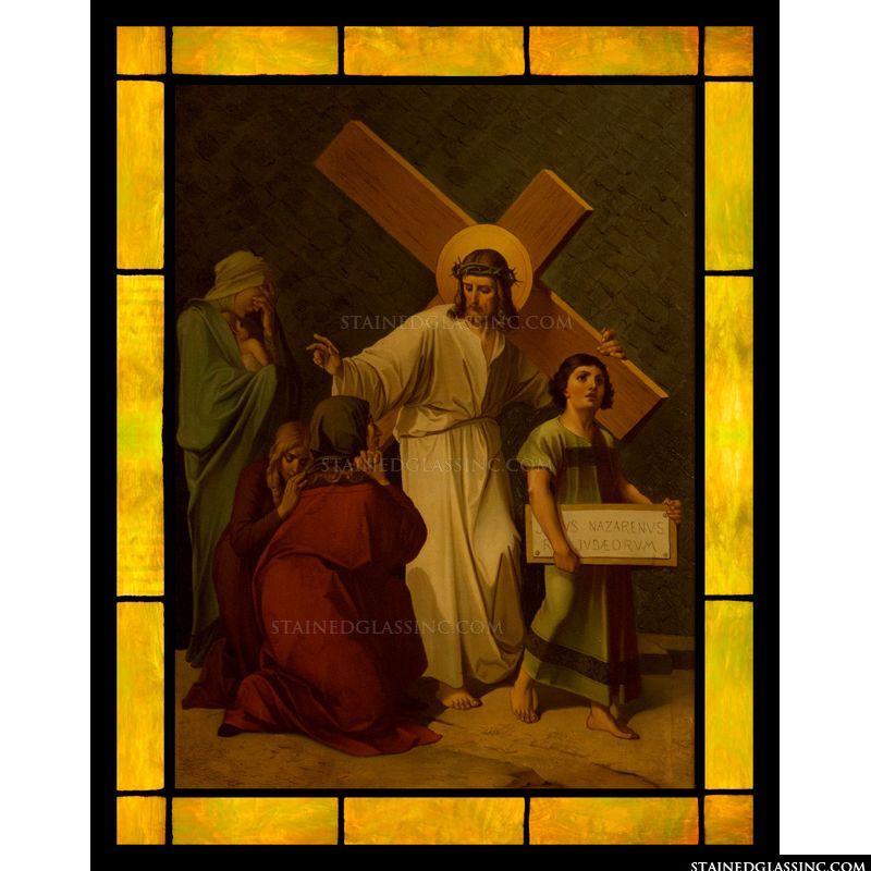 Jesus and the Women of Jerusalem