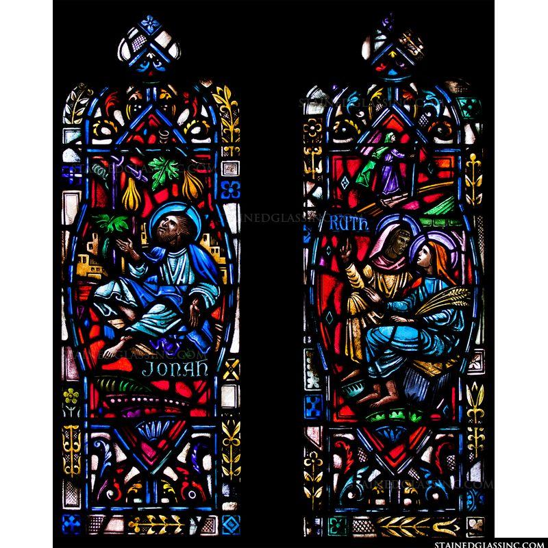 Jonah and Ruth
