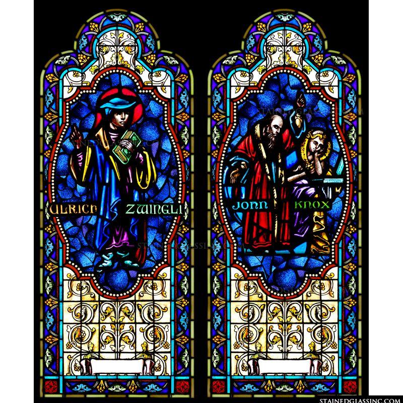 Zwingli and Knox