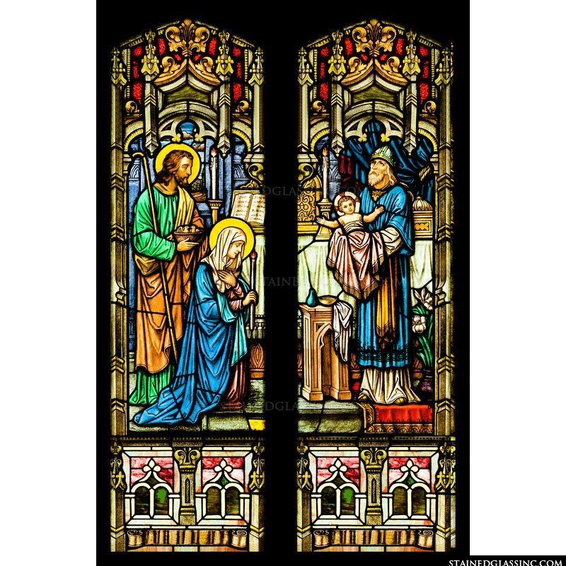 Presentation of the Infant Jesus