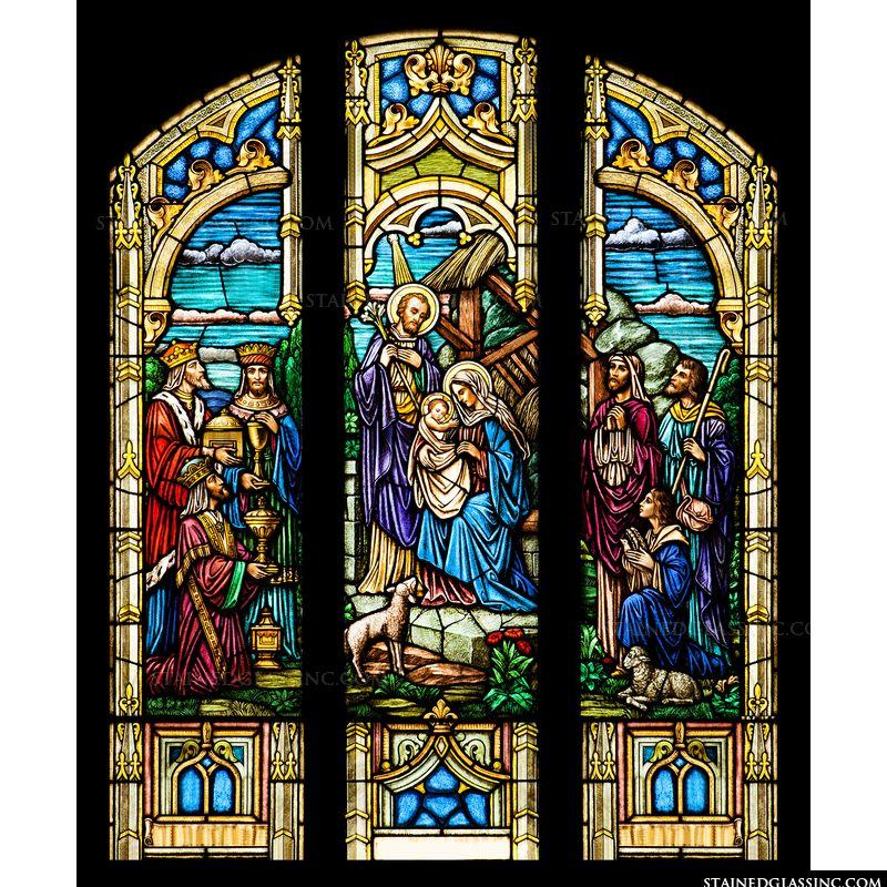 Nativity Tableau