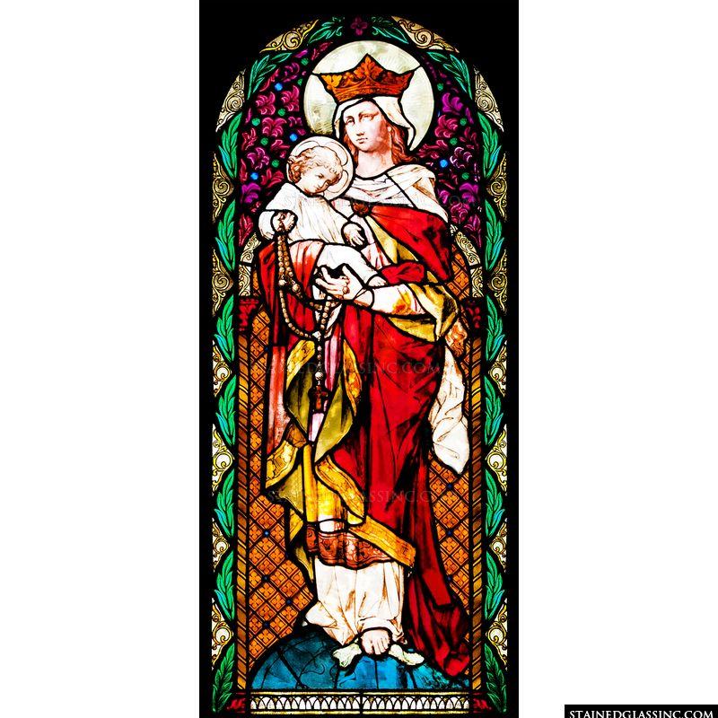 Queen of Heaven and Child Jesus