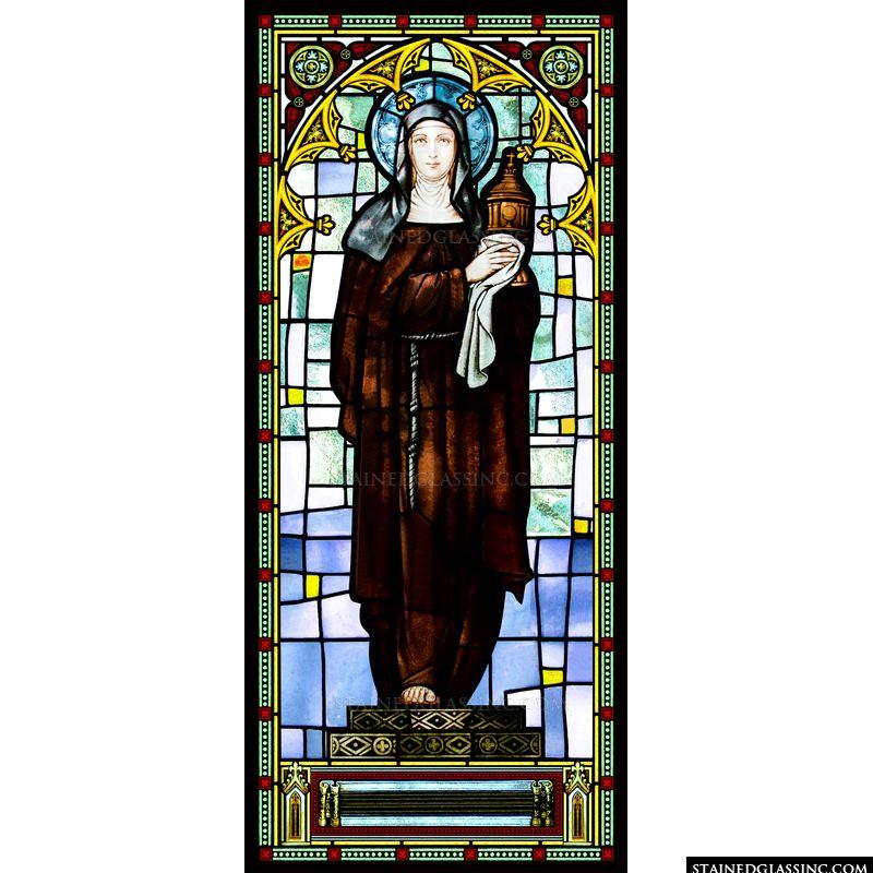 Miraculous Saint Clare