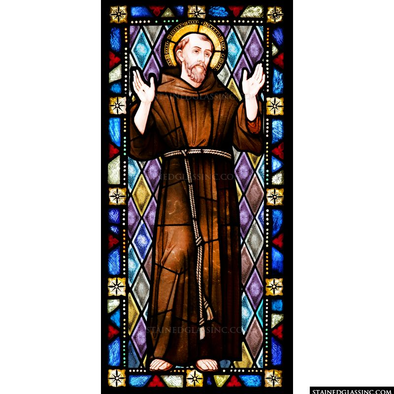 Holy Saint Francis of Assisi