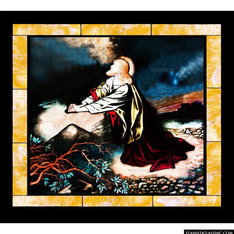 Agony in Gethsemane